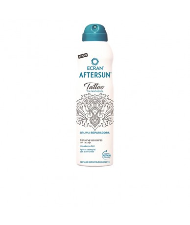 ECRAN AFTERSUN TATTOO bruma reparadora 250 ml