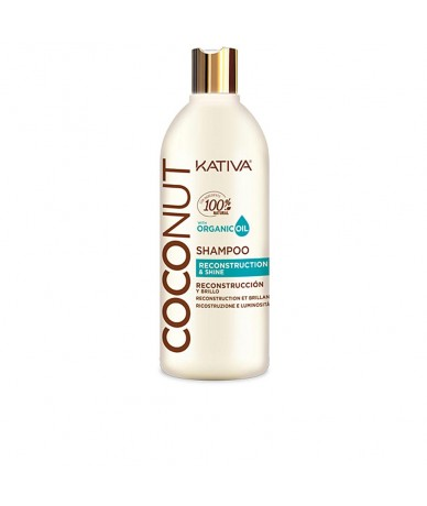 COCONUT shampoo 500 ml - KATIVA