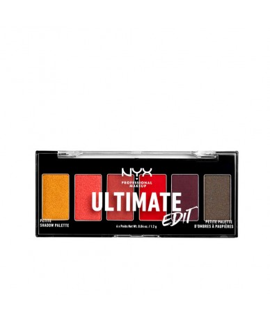 ULTIMATE EDIT petite shadow palette phoenix 6x12 gr Nyx