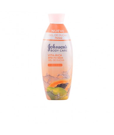 VITA-RICH EFECTO SEDA PAPAYA gel de ducha 750 ml