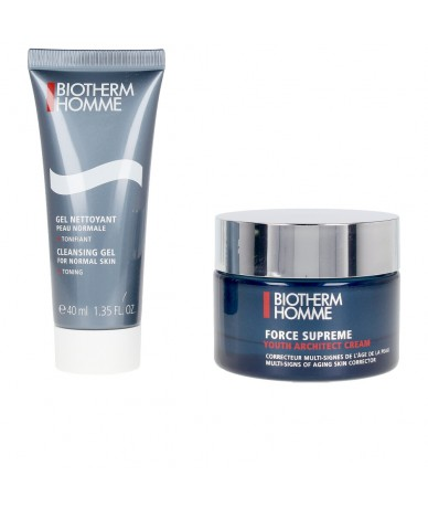 HOMME FORCE SUPREME LOTE 2 pz - Biotherm