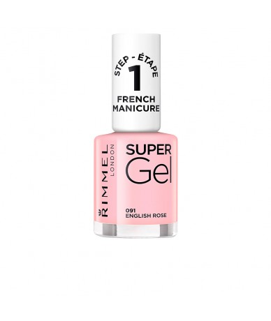 FRENCH MANICURE super gel 091 english rose