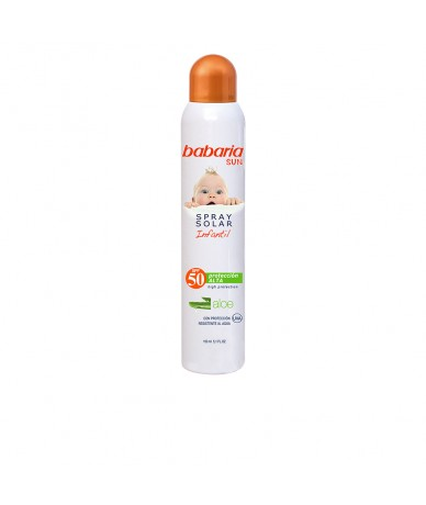 SOLAR INFANTIL SPF50 emulsión spray 150 ml
