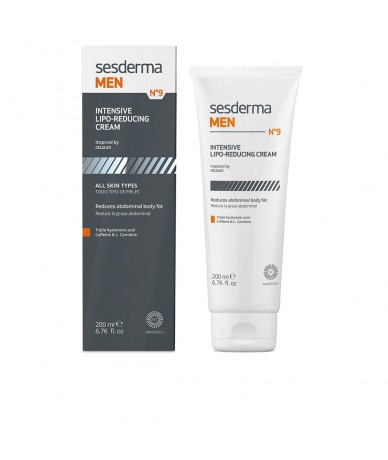MEN intensive lipo reducing cream 200 ml - SESDERMA