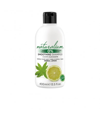 HERBAL LEMON smoothing shampoo 400 ml