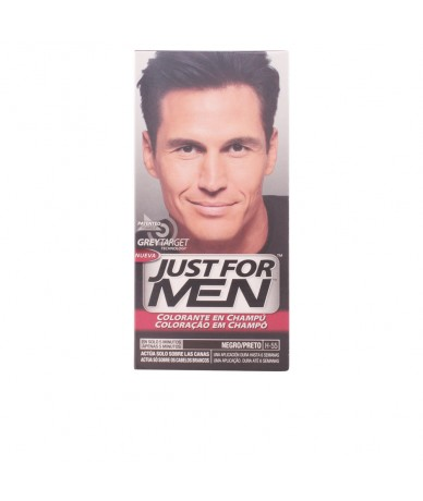 JUST FOR MEN sin amoniaco negro natural
