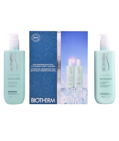 BIOSOURCE DUO NORMAL SKIN LOTE 2 pz - Biotherm