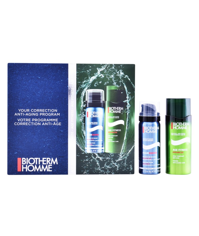 HOMME AGE FITNESS LOTE 2 pz - Biotherm